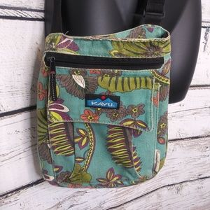 KAVU Limited Edition Small Cross-body Bag